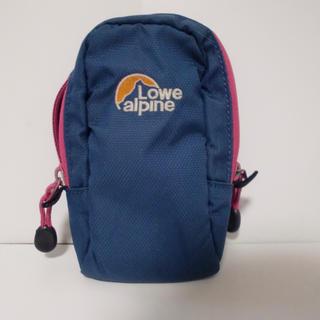ロウアルパイン(Lowe Alpine)のlowe alpine ロウアルパイン ケース デジカメケース(登山用品)
