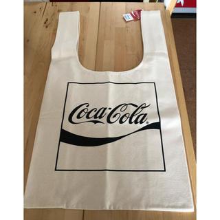 コカコーラ(コカ・コーラ)のコカコーラエコバッグ【タグ付き】(エコバッグ)