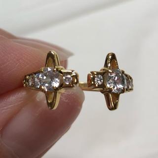 ヴィヴィアンウエストウッド(Vivienne Westwood)のヴィヴィアン レイナリング ゴールド(リング(指輪))