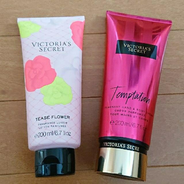 Victoria's Secret(ヴィクトリアズシークレット)のヴィクトリアズ・シークレット  ローション  クリーム コスメ/美容のボディケア(ボディクリーム)の商品写真