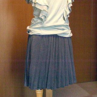 ジエンポリアム(THE EMPORIUM)のプリーツスカート ややミニ(ミニスカート)