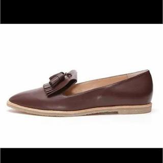 ペリーコ(PELLICO)の新品!ペリーコ サニー タッセルフラットシューズ(ローファー/革靴)