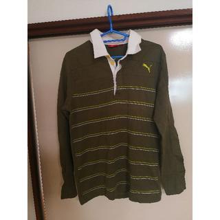 プーマ(PUMA)のPUMA ラガーシャツ ポロシャツ メンズ Lサイズ(ポロシャツ)