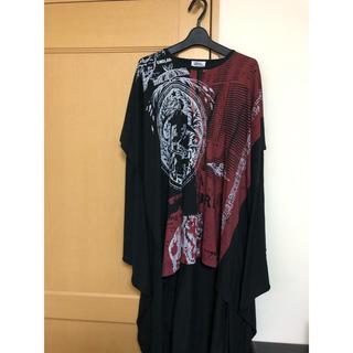 ヴィヴィアンウエストウッド(Vivienne Westwood)のVivienneWestwood MAN 変形T(Tシャツ/カットソー(半袖/袖なし))