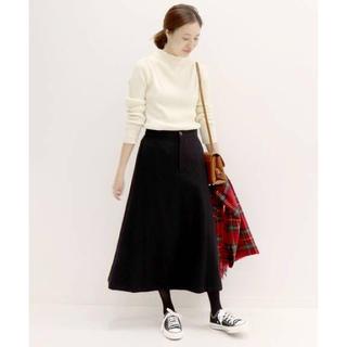 IENA SLOBE - SLOBE IENA☆ ウールストレッチマーメイドスカート☆サイズ38