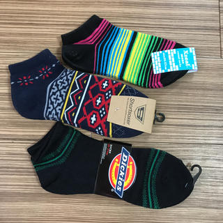 ディッキーズ(Dickies)の万福様 専用[新品、タグ付き]メンズ 靴下(ソックス)