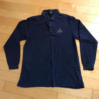 パーリーゲイツ(PEARLY GATES)のパーリーゲイツの長袖ポロシャツです。(ポロシャツ)
