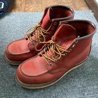 レッドウィング(REDWING)の送料無料 レッドウィング ブーツ 23.0(ブーツ)