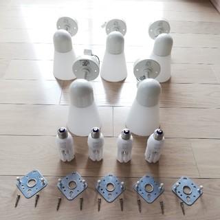 コイズミ(KOIZUMI)のKOIZUMI ABN5454375 セット 蛍光灯ブラケット(蛍光灯/電球)