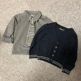 フォーマル シャツ セーター