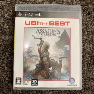 プレイステーション3(PlayStation3)の【PS3】アサシンクリード 3   Assassin's Creed Ⅲ(家庭用ゲームソフト)