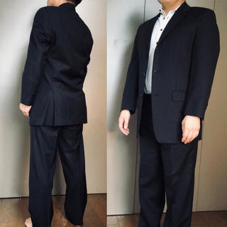 カルバンクライン(Calvin Klein)の確認用  Calvin Klein ビジネススーツ | BKストライプ(セットアップ)