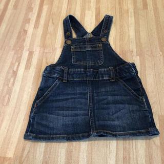 baby gap ジャンパースカート   80(ワンピース)