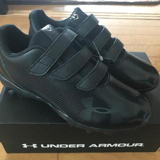 UNDER ARMOUR - アンダーアーマー スパイク 23.5センチ