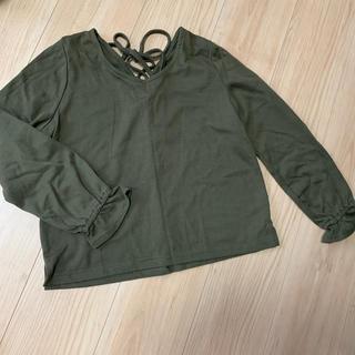 エイチアンドエム(H&M)の長袖 Tシャツ ニット 2点セット(Tシャツ(長袖/七分))