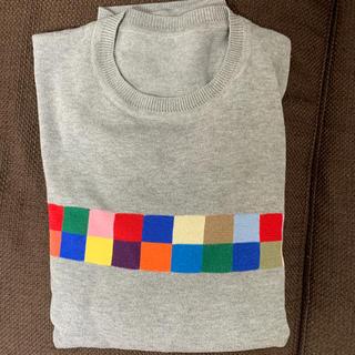 ユニフォームエクスペリメント(uniform experiment)のuniform experiment color chart sweater(ニット/セーター)