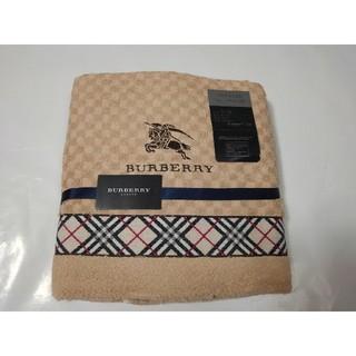 BURBERRY - ☆新品未使用BURBERRYのバスタオル☆