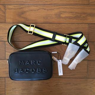 MARC JACOBS - タグ付き新品未使用 マークジェイコブス  ロゴショルダーバッグ
