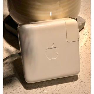 Apple - Apple 純正  85W MagSafe 電源アダプター