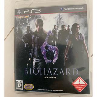 プレイステーション3(PlayStation3)のバイオハザード6(家庭用ゲームソフト)