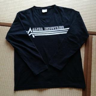 エドウィン(EDWIN)の長袖Tシャツ L サイズ(Tシャツ/カットソー(七分/長袖))