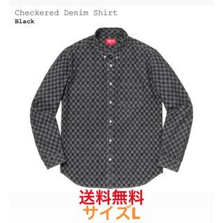シュプリーム(Supreme)の Supreme 18FW  Checkered Denim Shirts (シャツ)