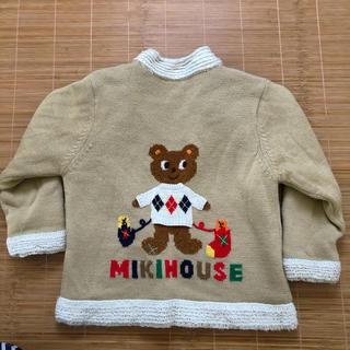 ミキハウス(mikihouse)の【ミキハウス】アウター(ジャケット/上着)