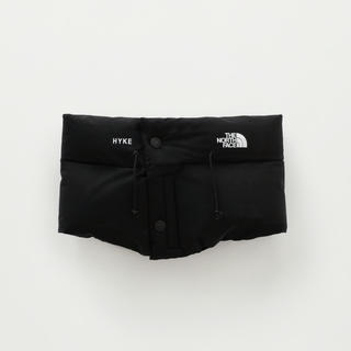 ハイク(HYKE)の新品HYKE×THE NORTH FACE Down Neck Gaiter(ネックウォーマー)