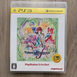 プレイステーション3(PlayStation3)のテイルズ オブ グレイセス エフ PlayStation3 the Best(家庭用ゲームソフト)