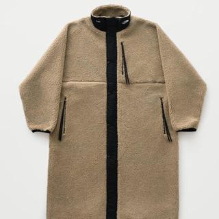 HYKE - 新品未使用 HYKE × THE NORTH FACE Tec Boa Coat