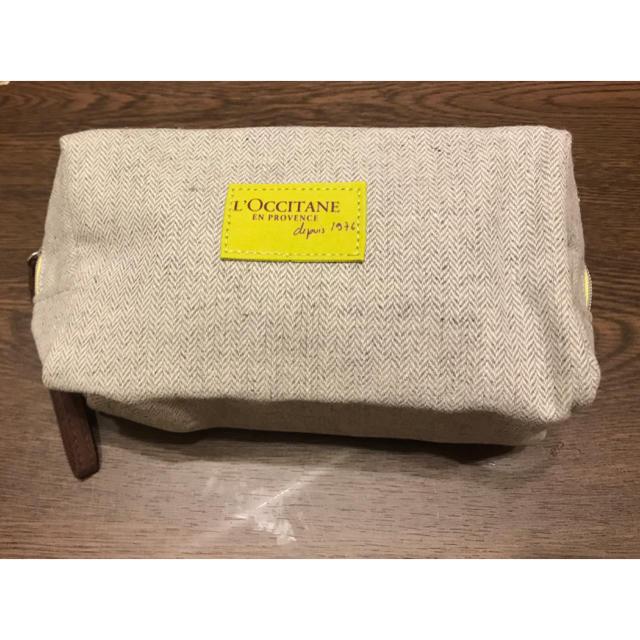 L'OCCITANE(ロクシタン)のロクシタンのポーチ レディースのファッション小物(ポーチ)の商品写真