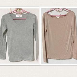 エイチアンドエム(H&M)のロンT セット(Tシャツ(長袖/七分))