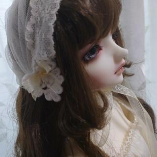 ボークス(VOLKS)の【美品】SD13 海外ディーラー様製 ドレスセット(人形)