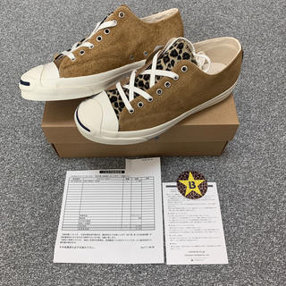 CONVERSE - 【27㎝】CONVERSE BILLY'S ENT JACK PURCELL