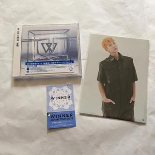 WINNER WE 新品 ポスカ スンフン(K-POP/アジア)
