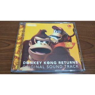 ニンテンドウ(任天堂)のドンキーコング リターンズ サウンドトラック クラブニンテンドー版(その他)