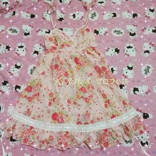 LIZ LISA - リズリサ 花柄 ワンピース