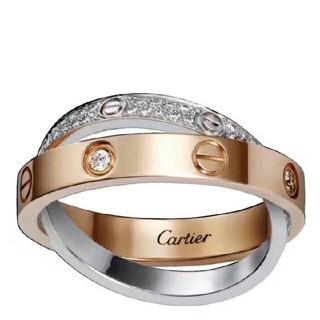 BVLGARI - Cartier  リング