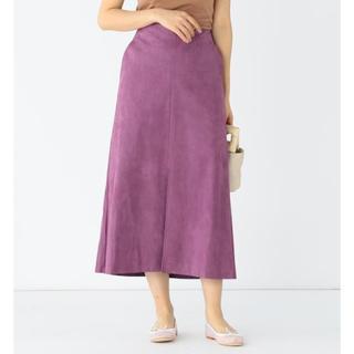 Demi-Luxe BEAMS - 大人気★エコスエードスカート