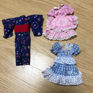 Takara Tomy - リカちゃん 服 まとめ売り 浴衣&ワンピース