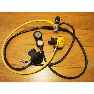 アクアラング(Aqua Lung)のレギュレーター  AQUALUNG アクアラング  カリプソ(マリン/スイミング)