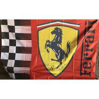 フェラーリ(Ferrari)のフェラーリのフラッグ 大(その他)
