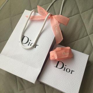 ディオール(Dior)のディオール ギフト ラッピングセット(ラッピング/包装)