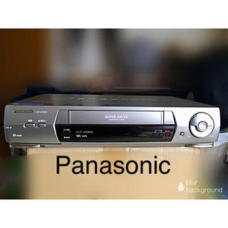 VHSビデオデッキ【Panasonic】(その他)