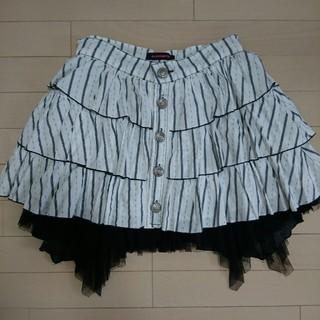 アルゴンキン(ALGONQUINS)のALGONQUINSスカート(ミニスカート)
