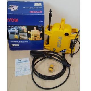 リョービ(RYOBI)のリョービ RYOBI 高圧洗浄機 AJP-1210(洗車・リペア用品)