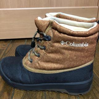 コロンビア(Columbia)のColumbia♡スノーブーツ23.0cm(アウトドアシューズ)