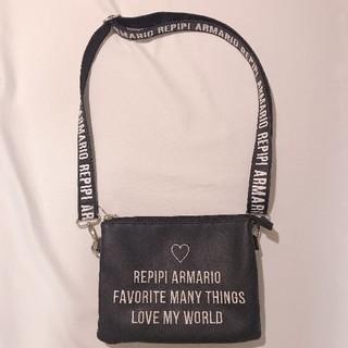 レピピアルマリオ(repipi armario)のrepipi armario レピピアルマリオ ショルダーバッグ(ショルダーバッグ)