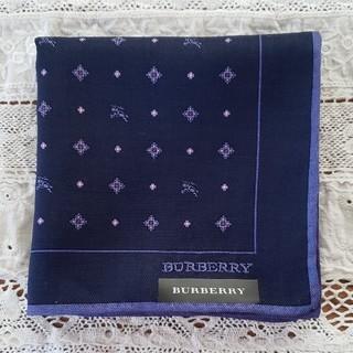 BURBERRY - BURBERRY バーバリー ハンカチ 新品