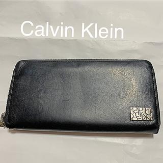 カルバンクライン(Calvin Klein)の長財布CK(男物)(長財布)